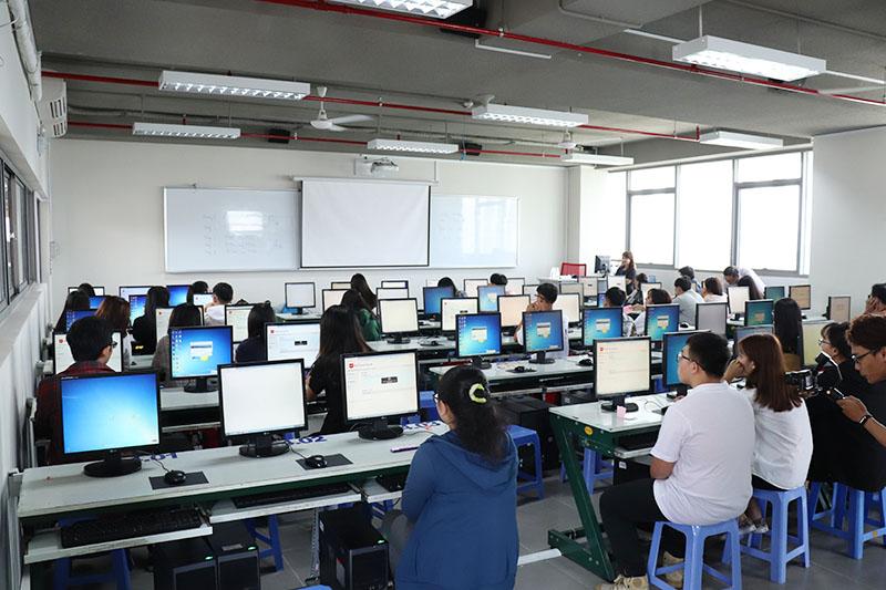 Đại học văn lang thi tin hoc co ban dat 1 2018 3