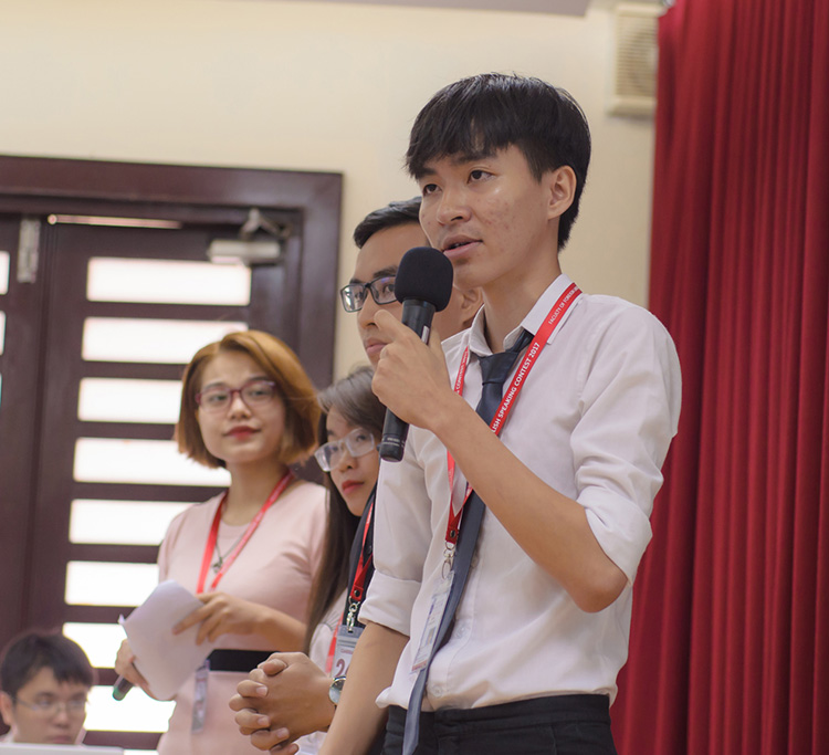 van lang 2017 english speaking contest 07042017 DSC 3030