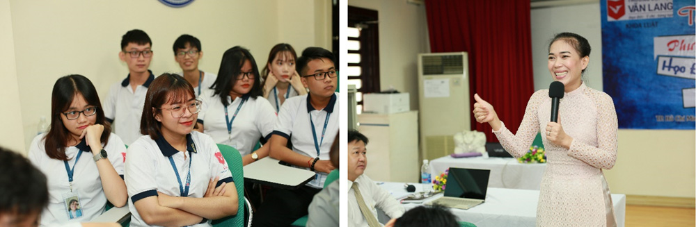 DH van lang phuong phap hoc nganh luat 02