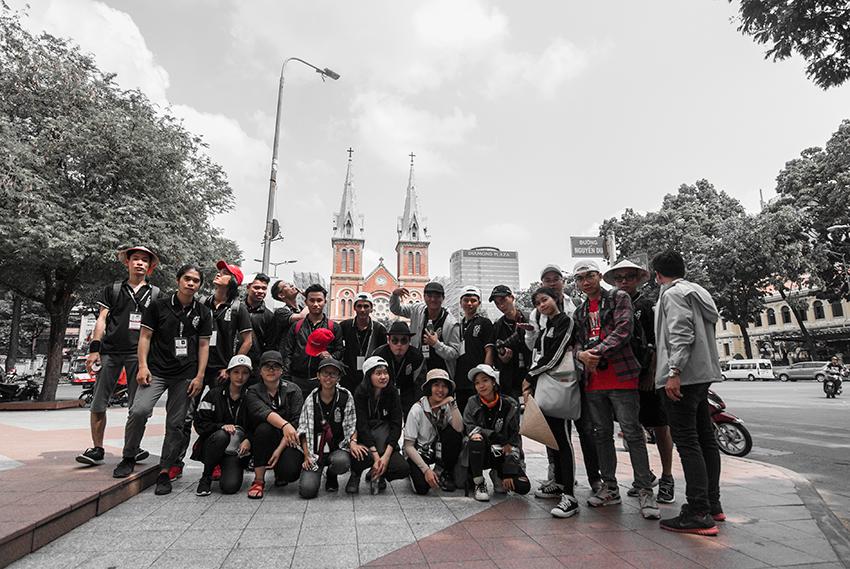 DH van lang festival kien truc 2018 14