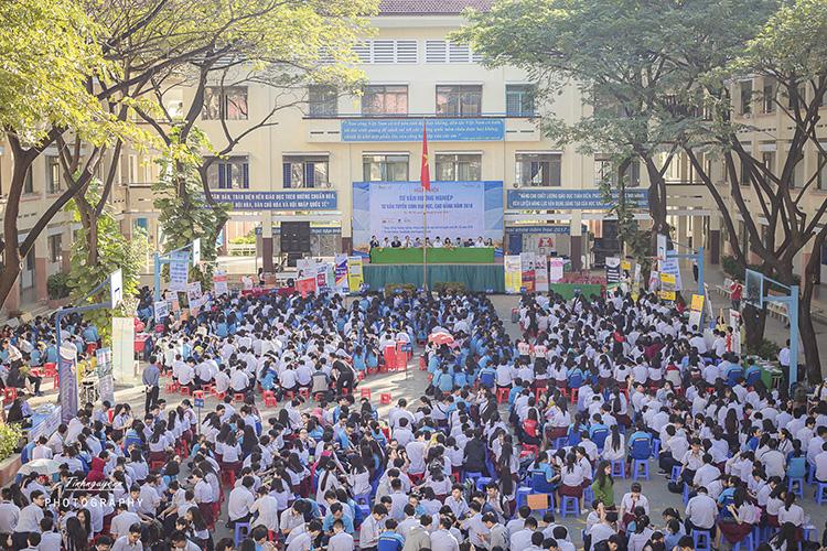 DH van lang khoi dong tvts tai tphcm 01