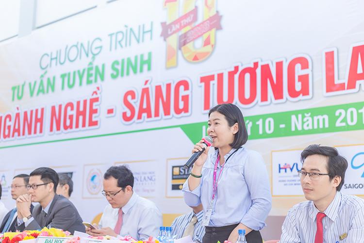 DH van lang khoi dong tvts tai tphcm 04