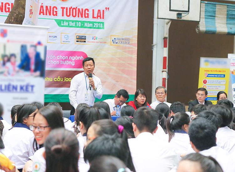 DH van lang khoi dong tvts tai tphcm 05
