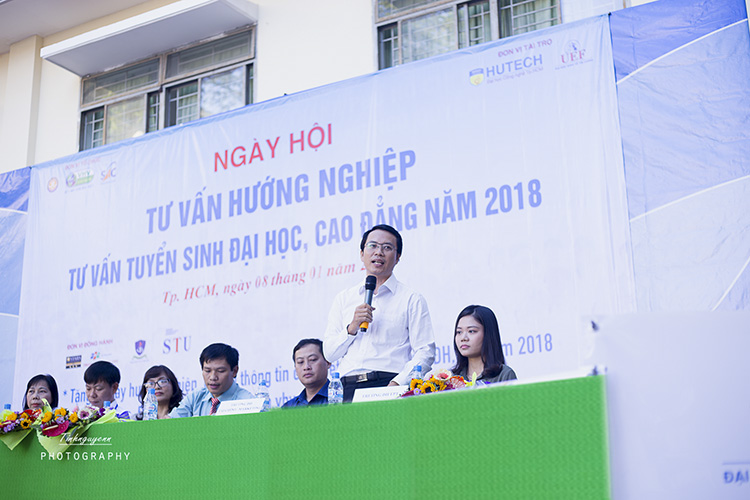 DH van lang khoi dong tvts tai tphcm 2